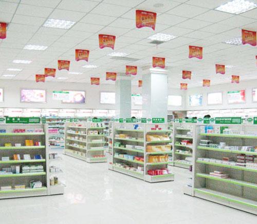 四川药品货架的选择方法,如何挑选药品货架?