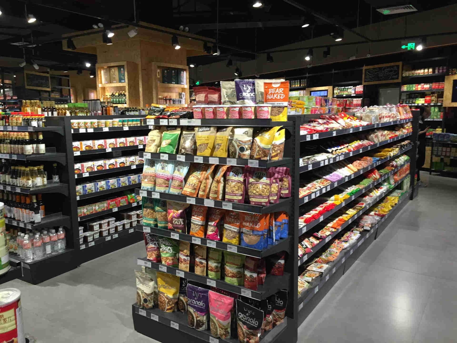 四川超市货架厂家