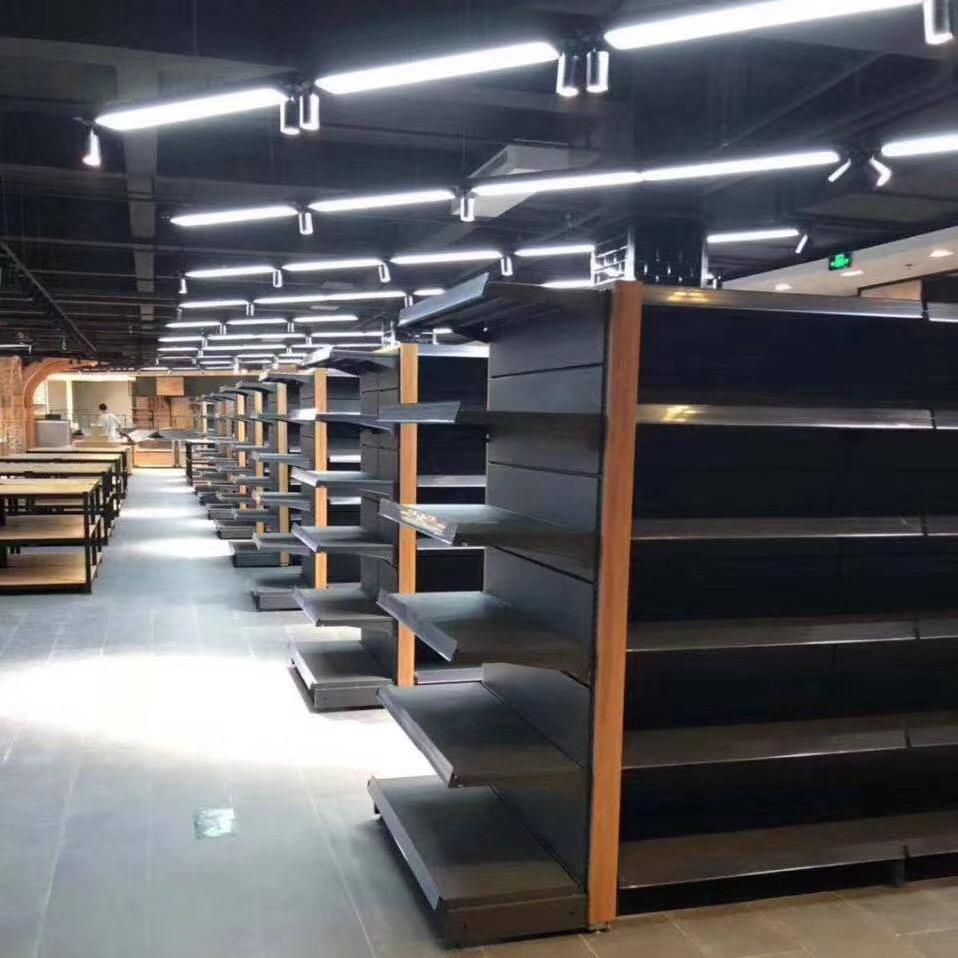 四川钢木货架