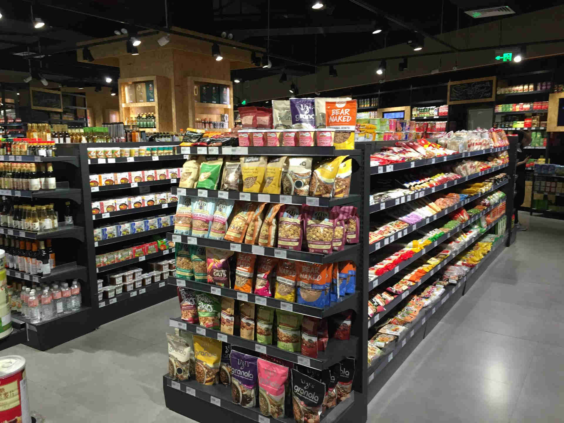 四川超市货架不当使用有什么安全隐患?