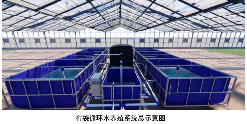 布袋养虾设备施工