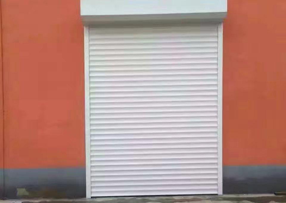 成都铝合金欧式车库门