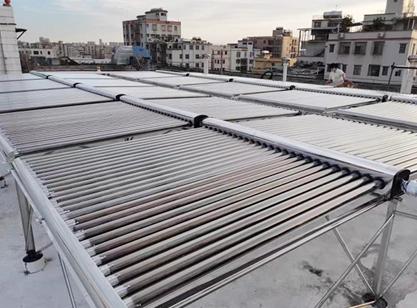 比较常见的哈尔滨太阳能集热器都有哪些