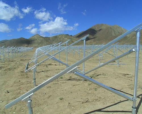 黑龙江太阳能支架