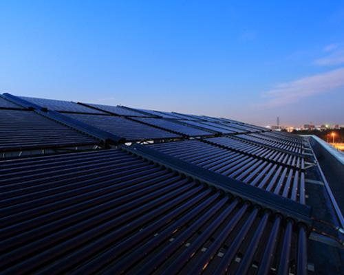 北方地区太阳能集热器