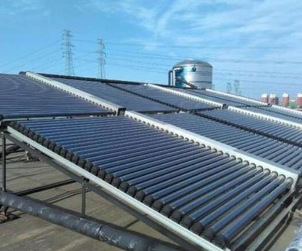 黑龙江太阳能集热器的保养与维护