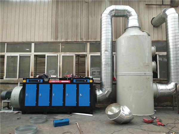 河南废气处理设备价格