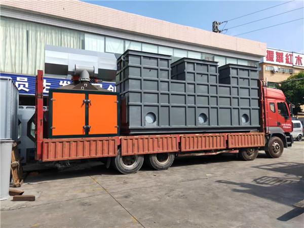 河南废气处理设备出厂前严格质检,现场安装调试售后无忧!