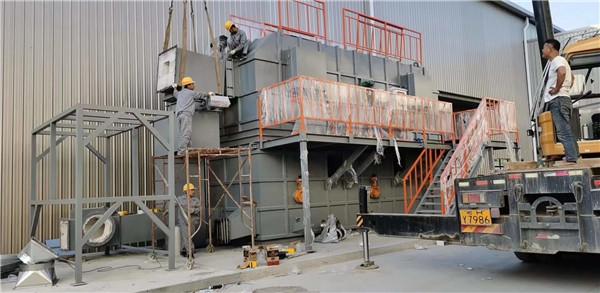河南RTO废气处理设备