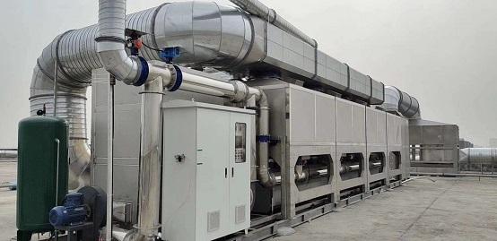 河南废气处理设备设计方案