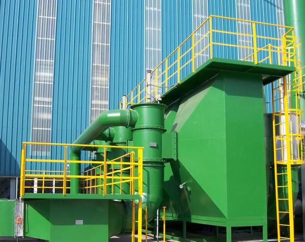 河南除尘器中布袋式、脉冲,旋风,静电四种除尘器的运行原理介绍