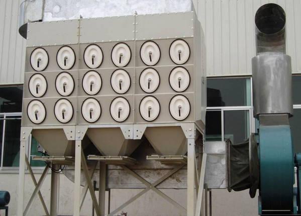 河南除尘器中的滤筒应该如何正确维护及清理?