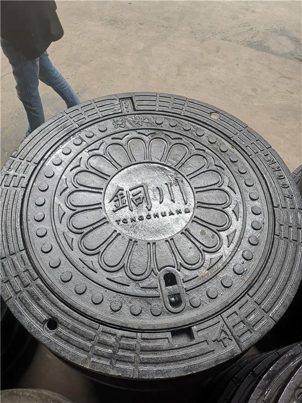 可定制球墨铸铁井盖