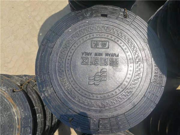 富阎新区市政工程-定制可调式井盖(玖固制造)