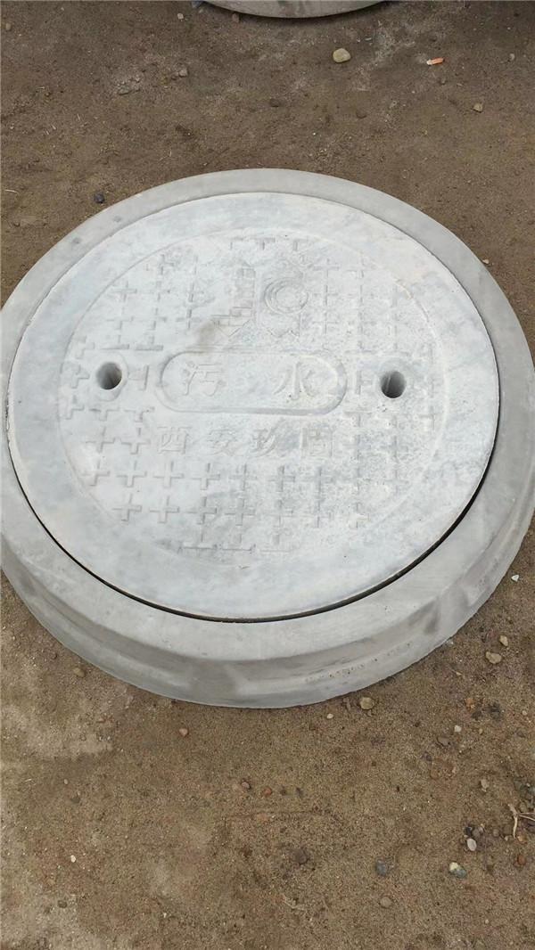 陕西钢纤维混凝土井盖