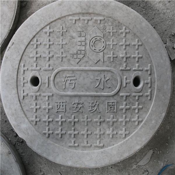 陕西钢纤维混凝土井盖定制