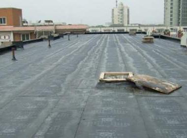 成都楼顶防水