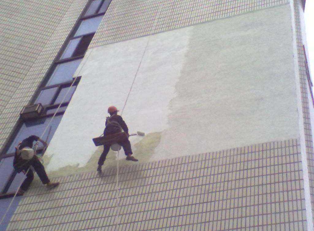 成都外墙防水