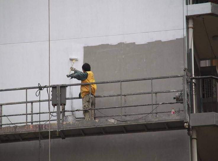 成都外墙防水施工