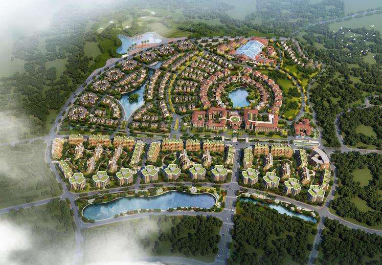 青城国际颐养中心