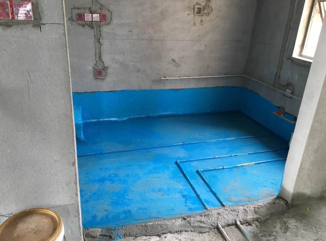 成都厨房防水工程