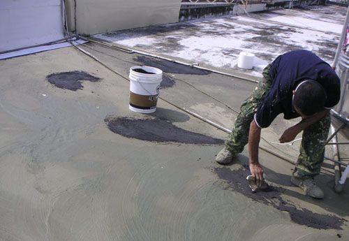 成都楼顶防水工程应该如何做