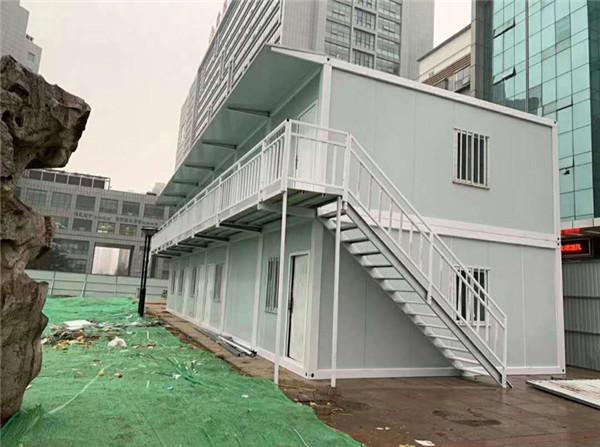 陕西双层活动房安装