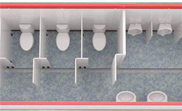 陕西移动厕所安装