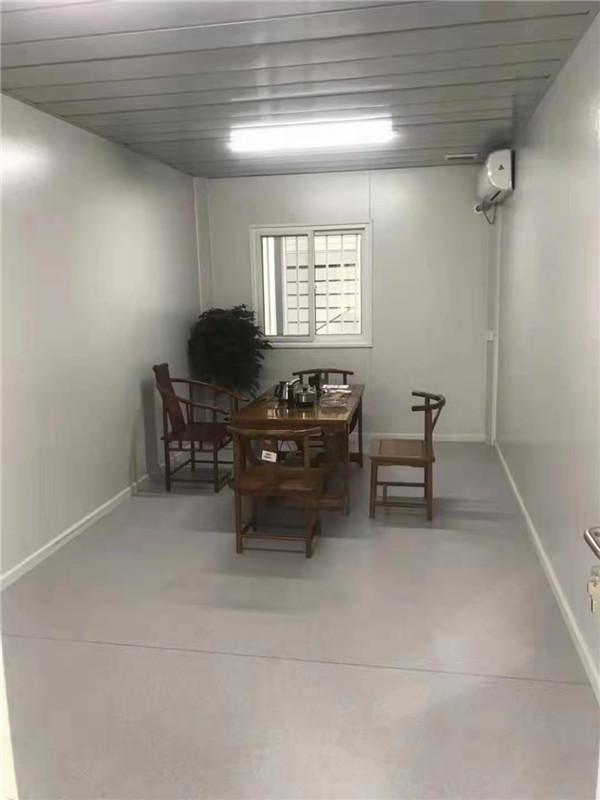 西安德恩集装箱活动房安装的细节注意地方?