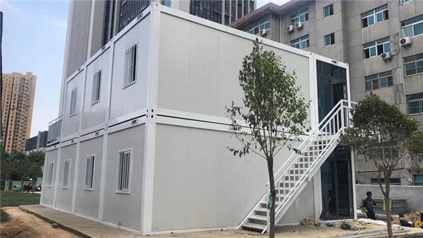 搭建集装箱活动房前要考虑的三个因素,这些你了解吗!