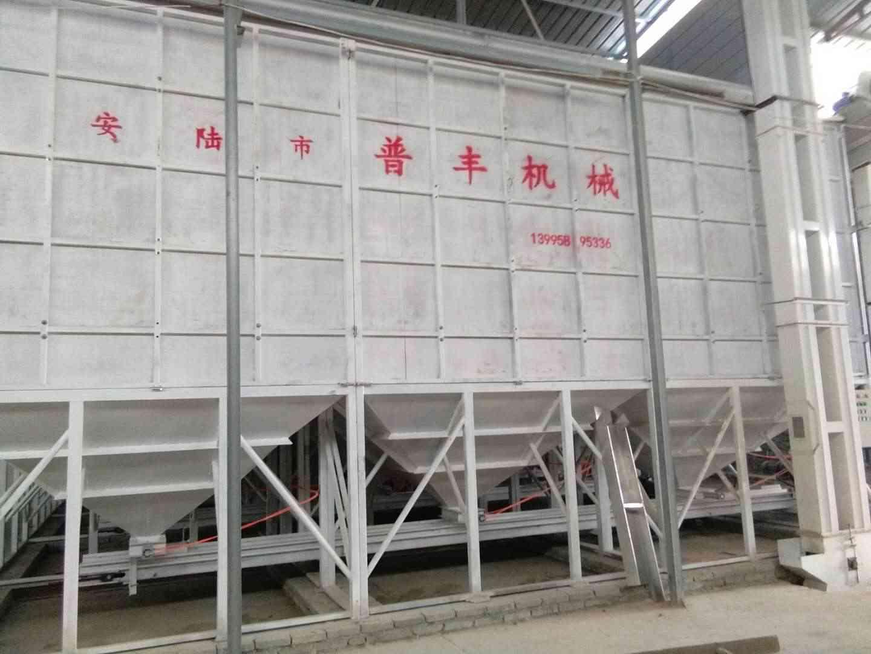 玉米大米储存方仓