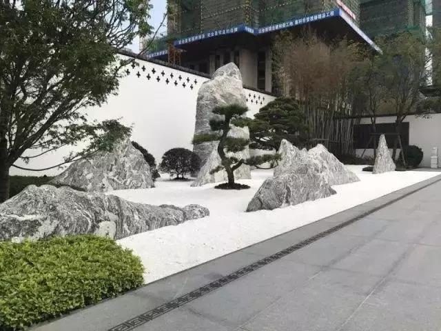 甘肃网红石材—雪浪石