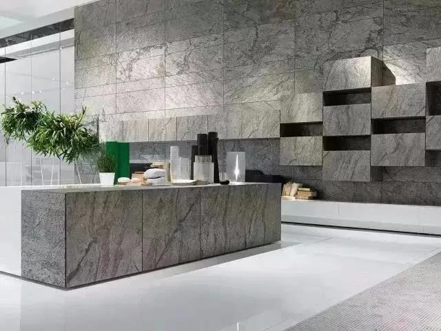 什么是超薄可彎曲石材? 超薄石材的設計應用