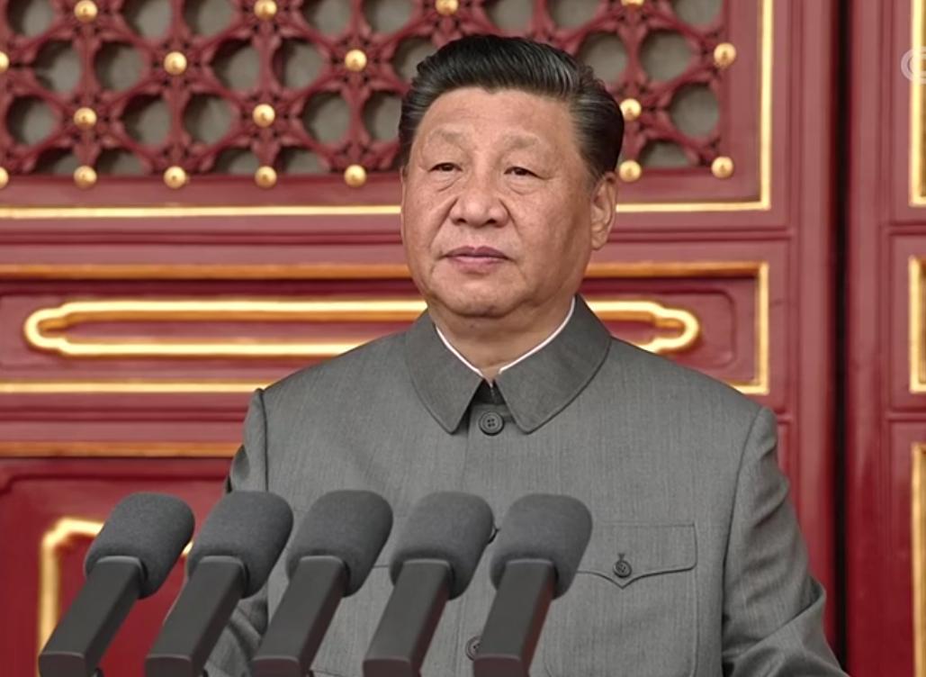 甘肃梅隆石材集团有限公司党支部组织 观看建党100周年大会