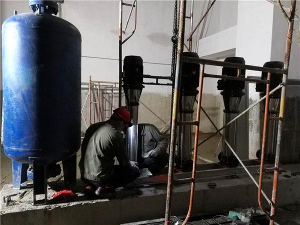 陕西变频供水设备厂商