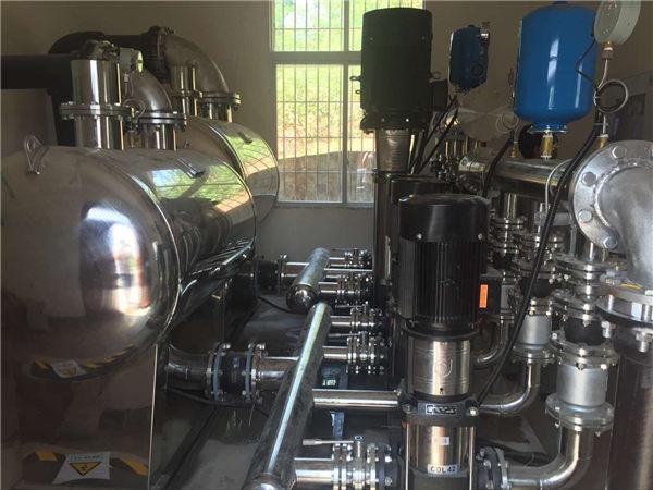 泵房改造价格