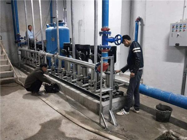 陕西变频供水设备生产