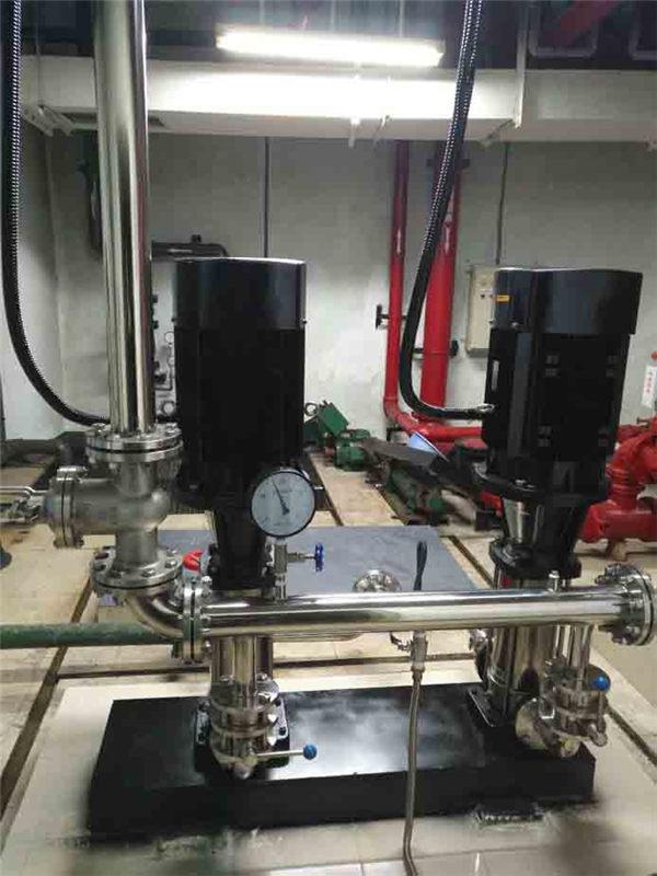 陕西泵房改造