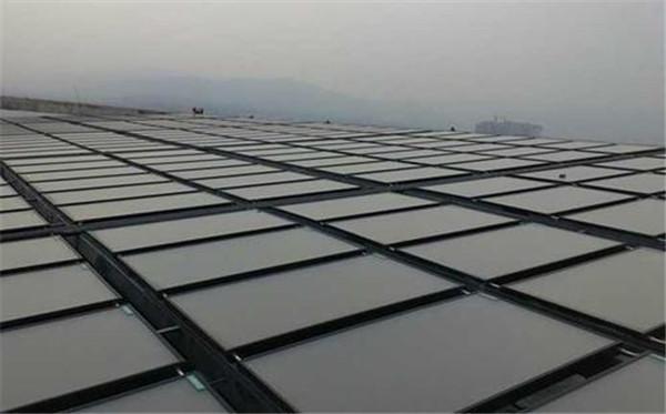 太阳能热水供给