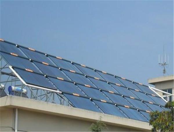 太阳能热水供给工程