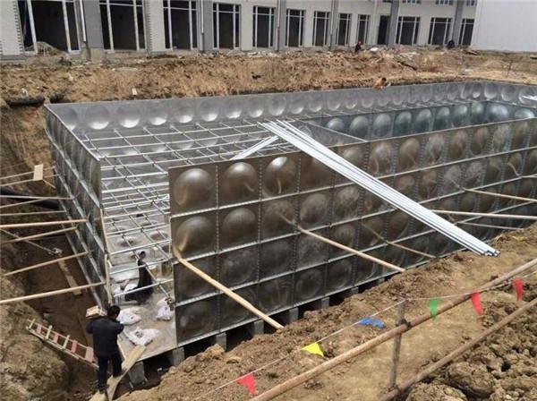 陕西装配式BDF不锈钢水箱的特点,应用范围和安装要求。