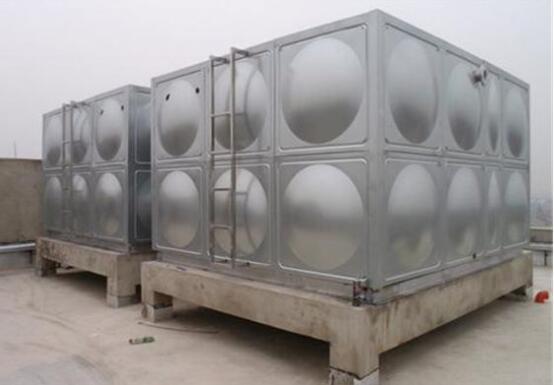 组合式不锈钢消防水箱的优点