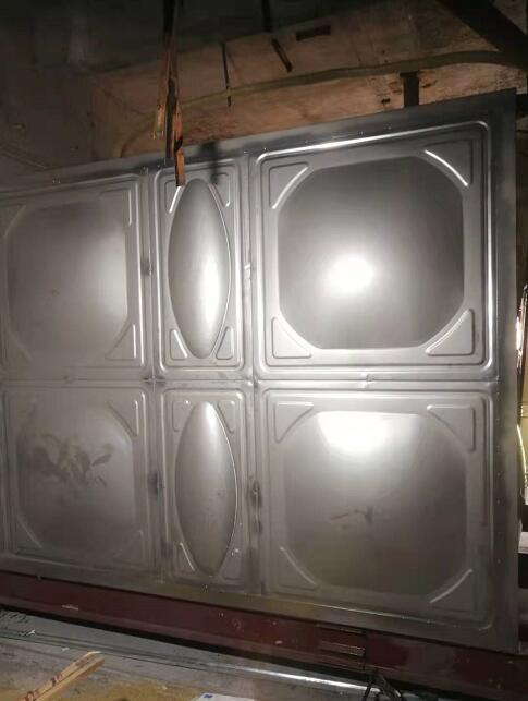陕西不锈钢水箱案例