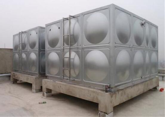 不锈钢水箱应该如何进行吊装?