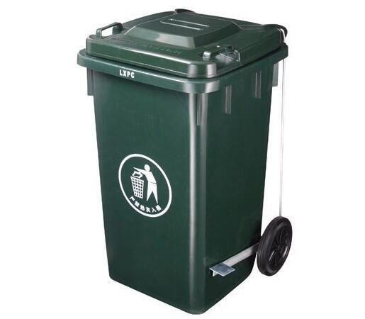 兰州不锈钢垃圾桶