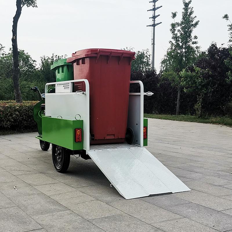 兰州电动保洁车,兰州电动垃圾车