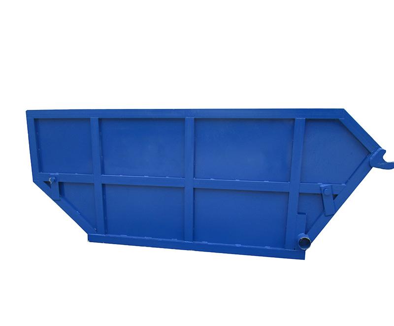 地坑式摆臂式垃圾箱