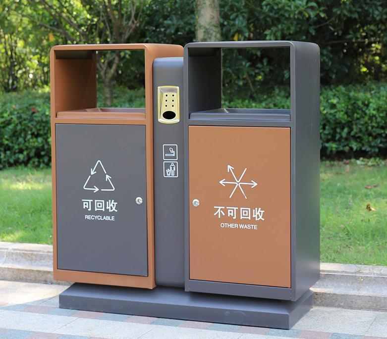 绿红黑三种垃圾桶的分类标准,原来扔垃圾都是有学问的
