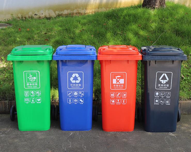 兰州垃圾桶厂家