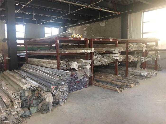 西安铝型材库